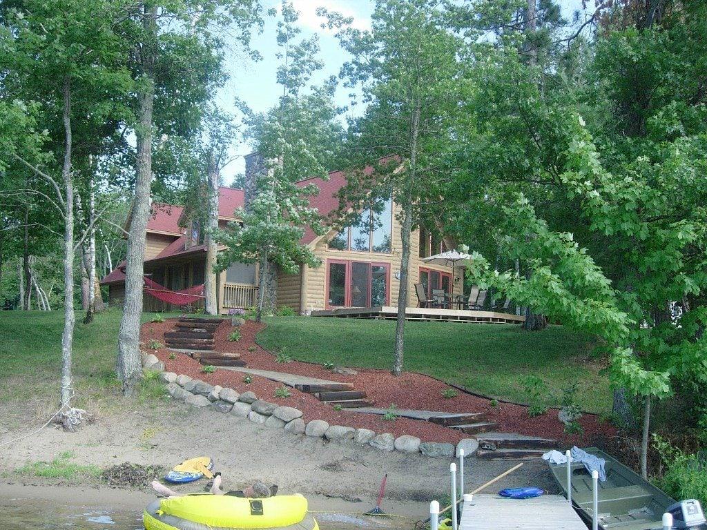 Lake O'Brien Home